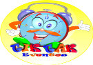 TIK TAK Festas - logo
