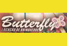 Butterfly Locação de Brinquedos - logo